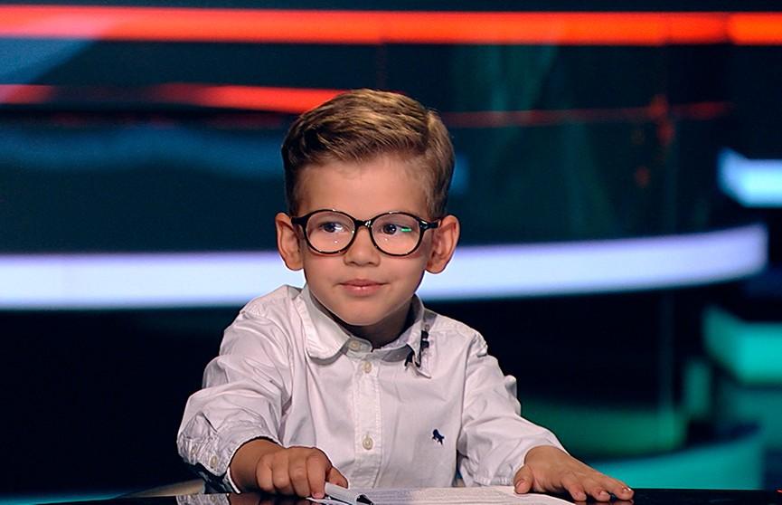 «Взгляд снизу»: дети пробуют себя в качестве телеведущих