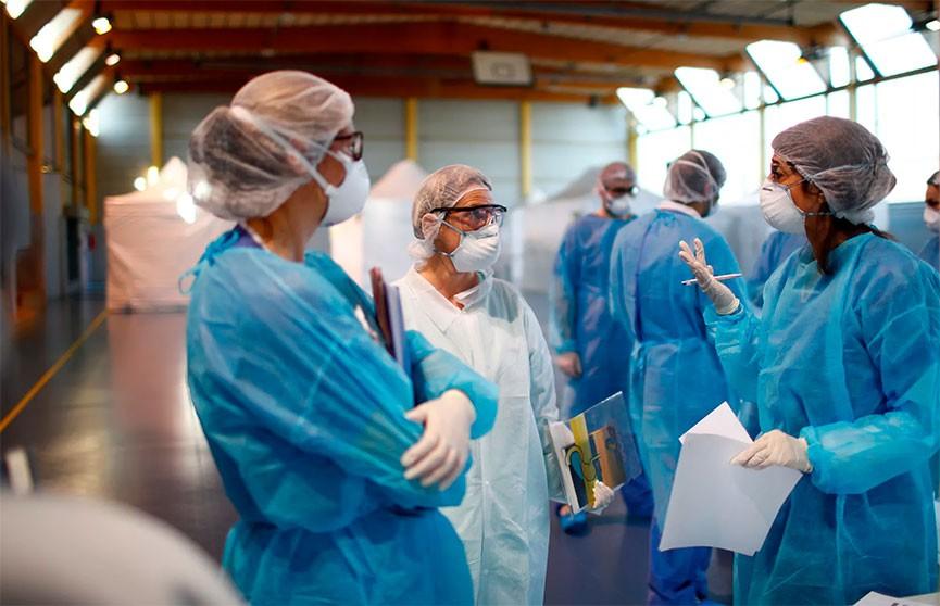 Французские врачи: коронавирус мог попасть в страну еще в ноябре 2019 года
