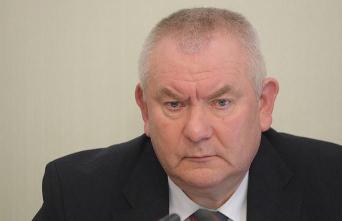 Иван Подгурский освобожден от должности первого замминистра МВД