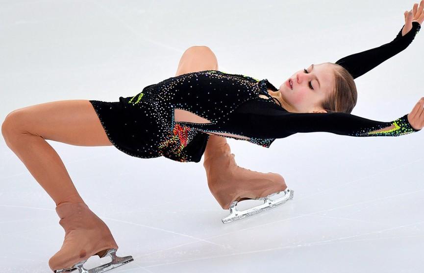 Российская фигуристка Трусова побила мировой рекорд Загитовой