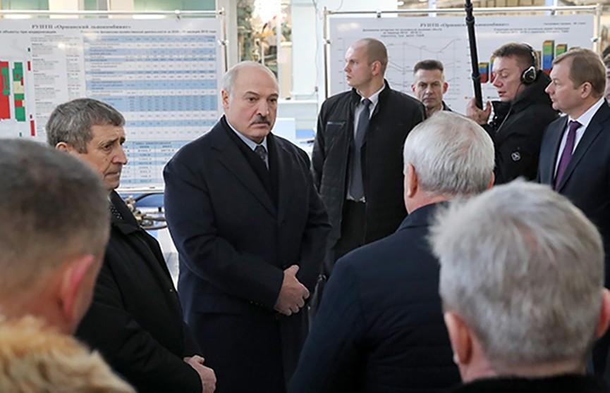 Александр Лукашенко: Льняная отрасль страны в течение нескольких лет способна стать в два раза эффективнее
