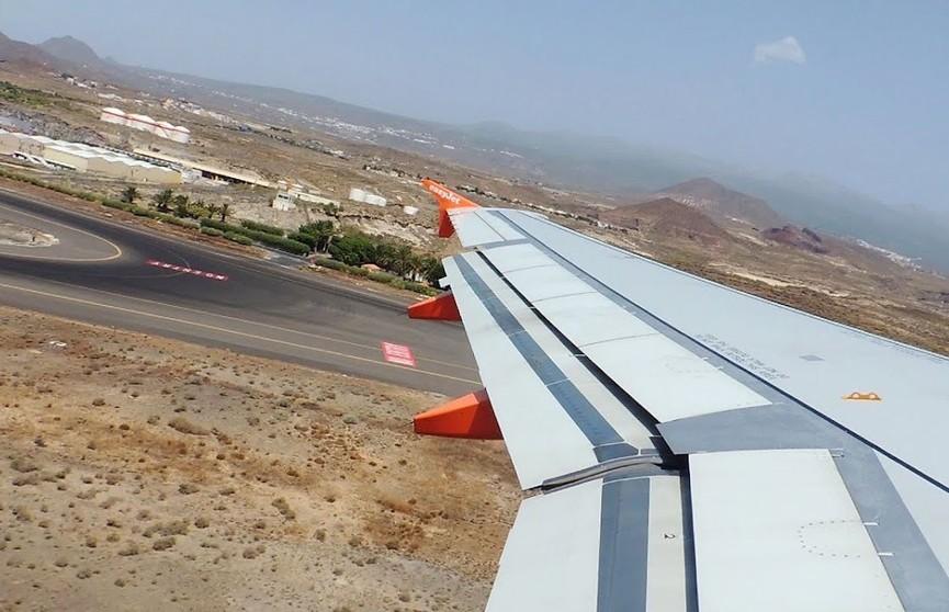 На Канарских островах приостановлены полеты из-за песчаной бури