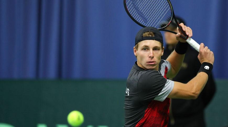 Илья Ивашко вышел в 1/8-ю финала теннисного турнира в Мюнхене