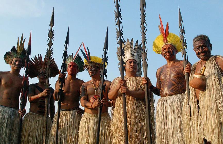 В Бразилии индейцев будут обучать самообороне после убийства их лидера