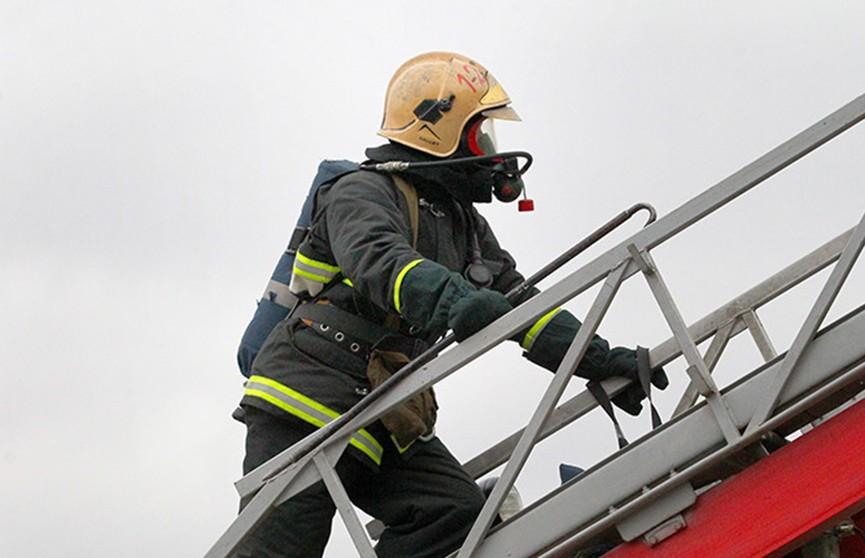 Житель Пинска погиб при пожаре в квартире