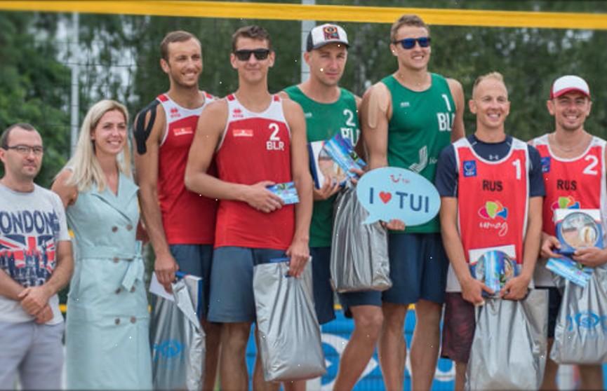 Стартовал регулярный чемпионат Беларуси по пляжному волейболу