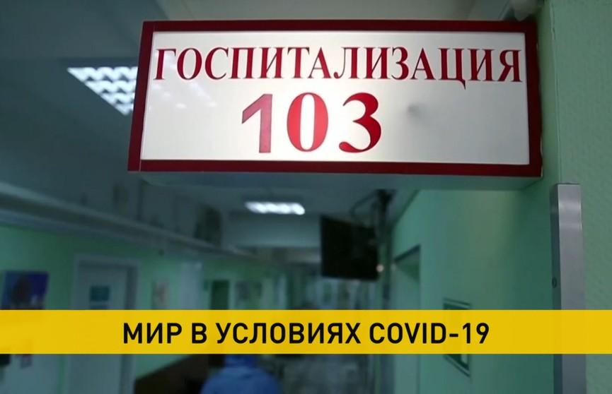ВОЗ заявила о способности COVID-19 стать сезонной инфекцией