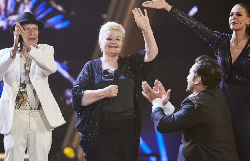Белоруска выиграла в испанском аналоге телеконкурса «Голос 60+»