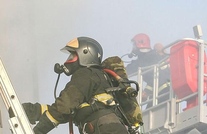 Пожар в общежитии Брестского университета: 90 человек эвакуированы