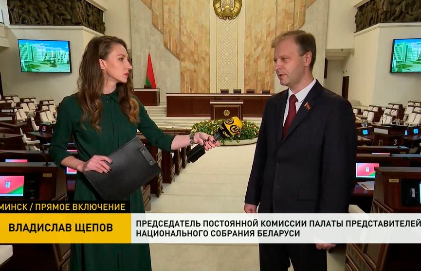 В парламенте обсуждают повестку предстоящей сессии: самые резонансные вопросы