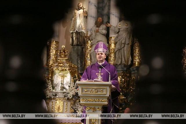 В Беларуси назначили нового главу католической церкви