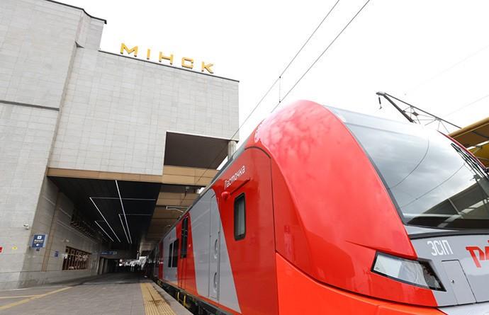 Россия увеличивает железнодорожное сообщение с Беларусью