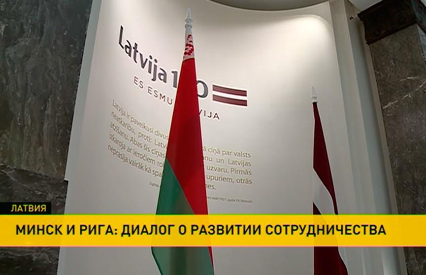 Результаты переговоров Владимира Макея и Эдгара Ринкевичса