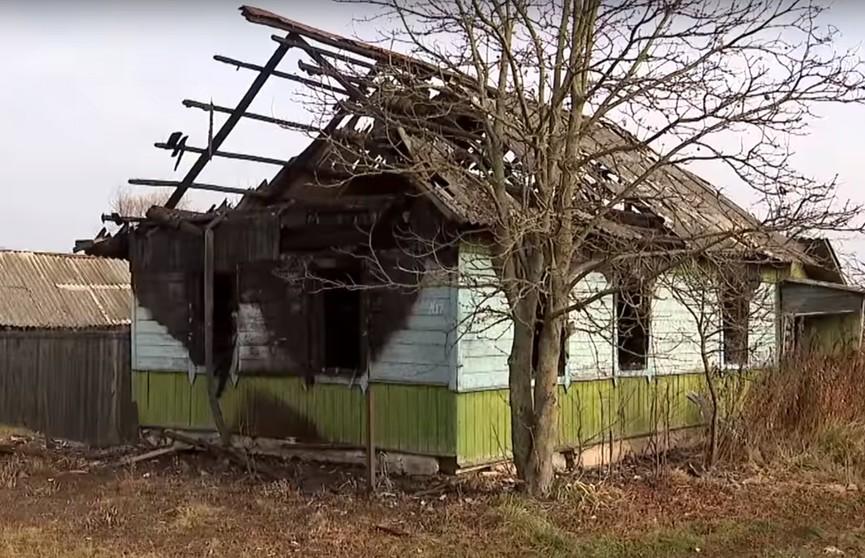 """Шестерых новосёлов нашли зверски убитыми, спустя 14 лет """"мёртвый"""" дом загорелся. Совпадение?"""