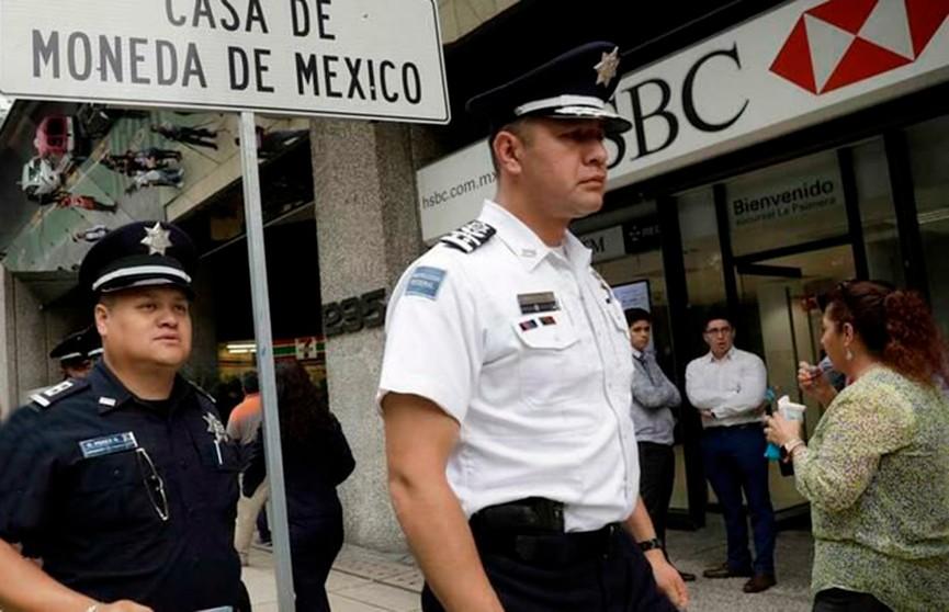 Монетный двор в Мексике лишился ценностей на $2,5 млн