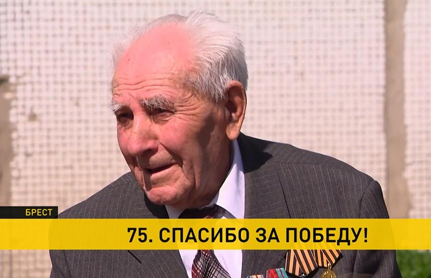 Юбилей Великой Победы: как регионы Беларуси отпраздновали 9 Мая