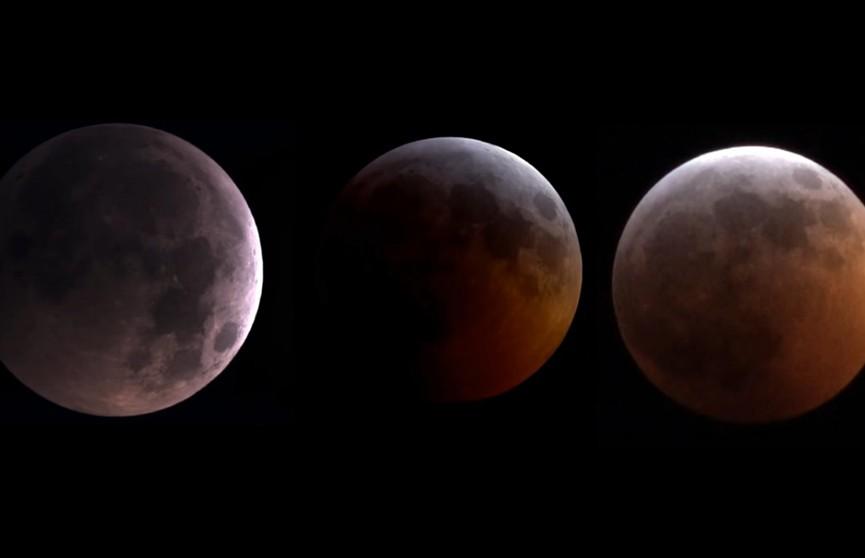 Учёным удалось запечатлеть падения метеорита на Луну (Видео)