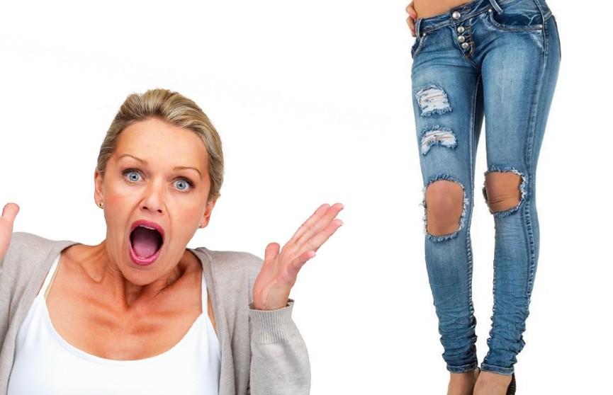 Джинсы с низкой талией возвращаются в моду. Как с этим жить и с чем носить?