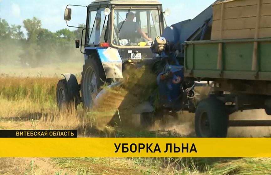 Аграрии собрали более 7 млн тонн зерна