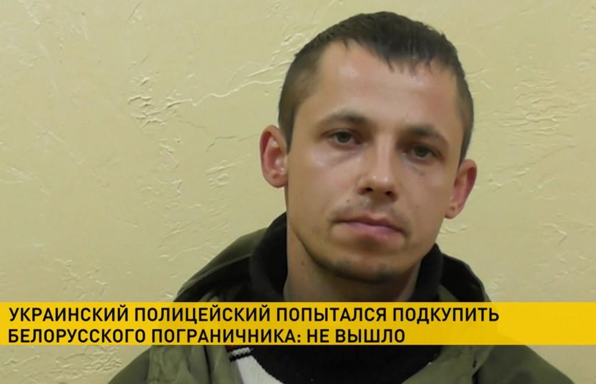 Контрабандисты пытались подкупить белорусского пограничника. Итог – до 5 лет лишения свободы