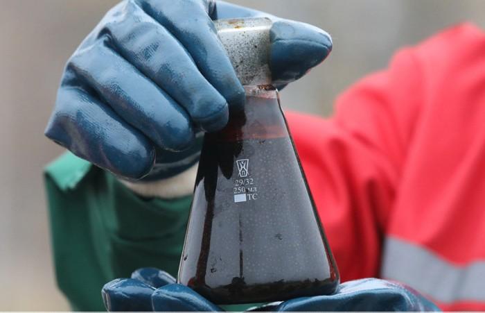 95 тысяч тонн азербайджанской нефти для Беларуси разгружено в Одесском порту
