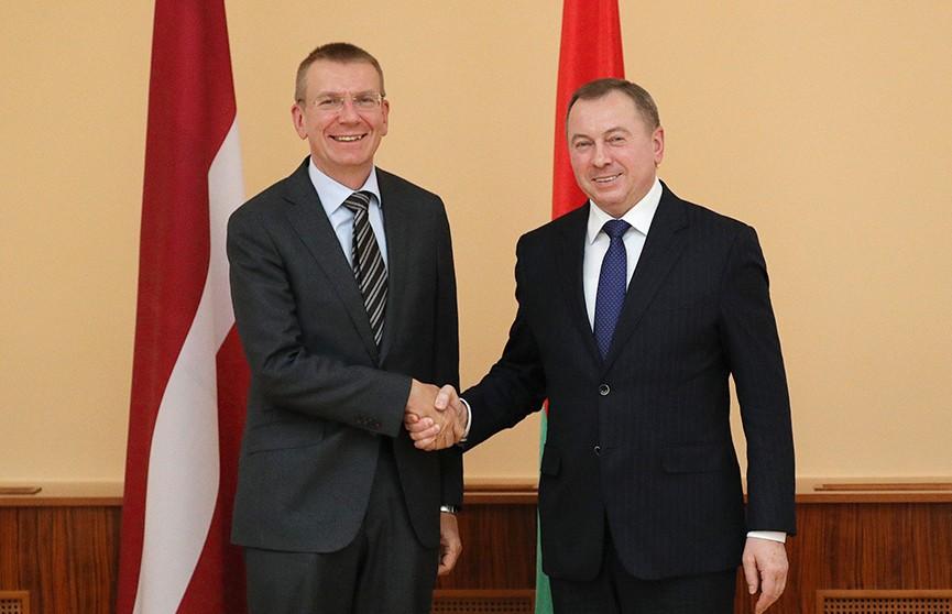 Беларусь и Латвия заинтересованы в углублении сотрудничества