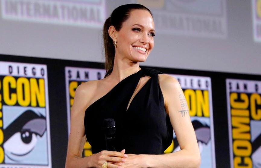 Анджелина Джоли рассказала, кого сыграет в новом фильме Marvel