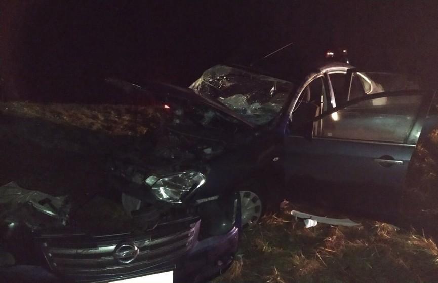 ДТП в Борисовском районе: один человек погиб, четверо пострадали