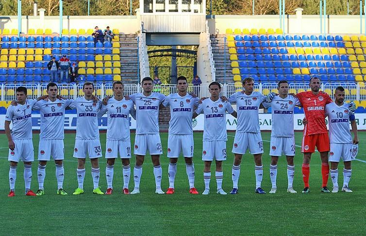 Матч  «Неман» – «Торпедо-БелАЗ» состоится в Гродно 21 мая
