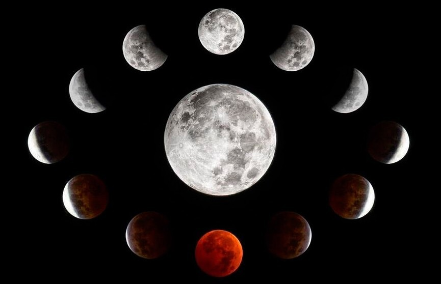 Лунный календарь на неделю с 18 по 24 января: небольшие магнитные всплески