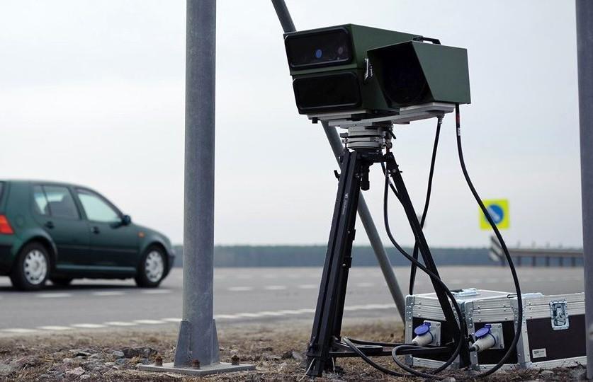Датчики контроля скорости в Минске оставят только на проспекте Независимости