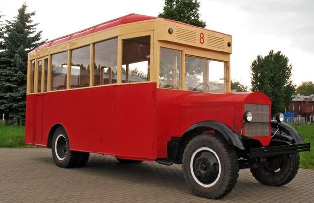 Ретроавтобус будет возить минчан на протяжении месяца