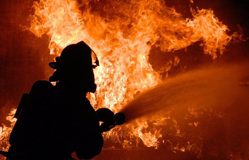 Пожар в Щучинском районе: хозяина спасти не удалось