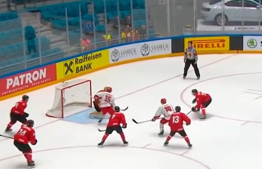 Сборная Беларуси занимает 14-е место в рейтинге Международной федерации хоккея