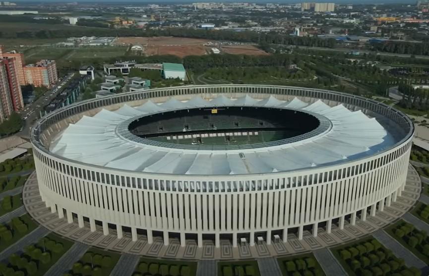 Футбольный клуб «Краснодар» представил гимн, написанный Хансом Циммером — автором музыки к фильмам «Интерстеллар» и «Гладиатор»