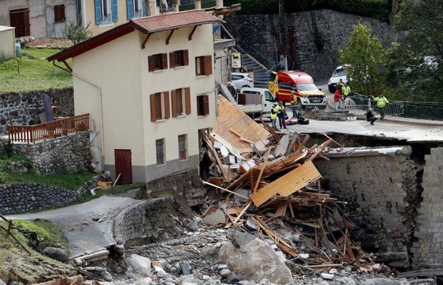 Ливни во Франции: погибли пять человек