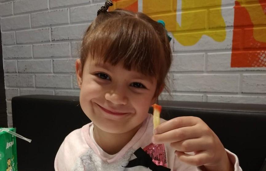 Шестилетняя девочка пропала в Минске