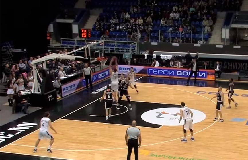 «Цмокi-Мiнск» – на последнем месте регулярного чемпионата Единой лиги ВТБ