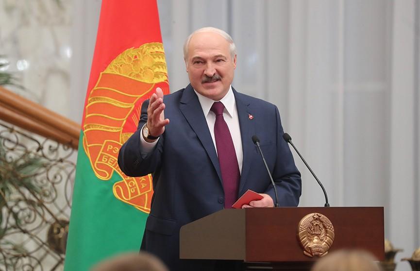 Александр Лукашенко: «В основе идеологии белорусского государства в любое время должна лежать справедливость»
