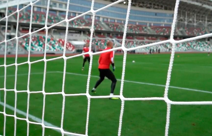 Игорь Криушенко объявил состав команды на первые матчи квалификации чемпионата Европы 2020