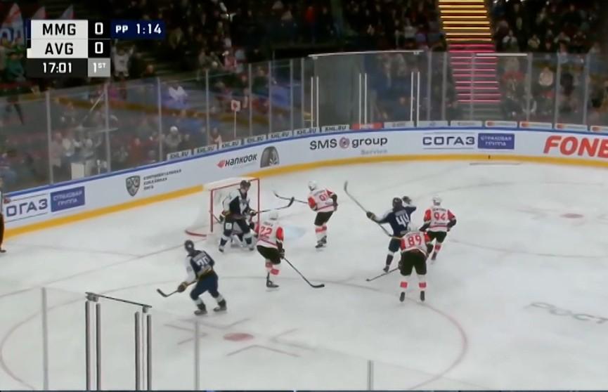 Белорусские легионеры не набрали баллов в матчах КХЛ