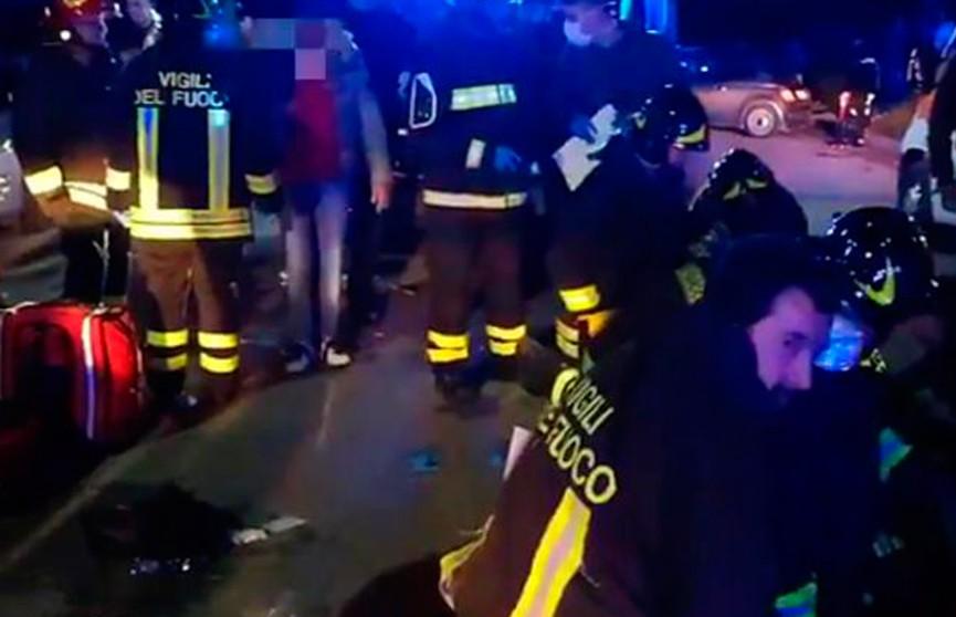 Названа причина гибели людей на рэп-концерте в Италии