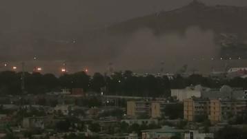 Возле аэропорта Кабула прогремели взрывы, количество погибших возросло до 90 человек