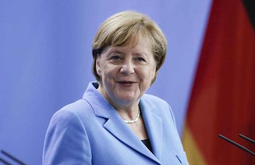 Ангелу Меркель считают главной гордостью Германии
