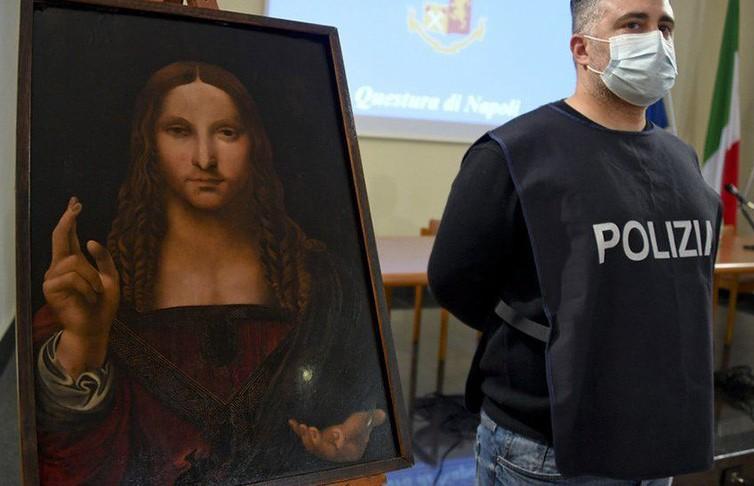 Полиция Италии нашла картину XVI века в домашнем шкафу