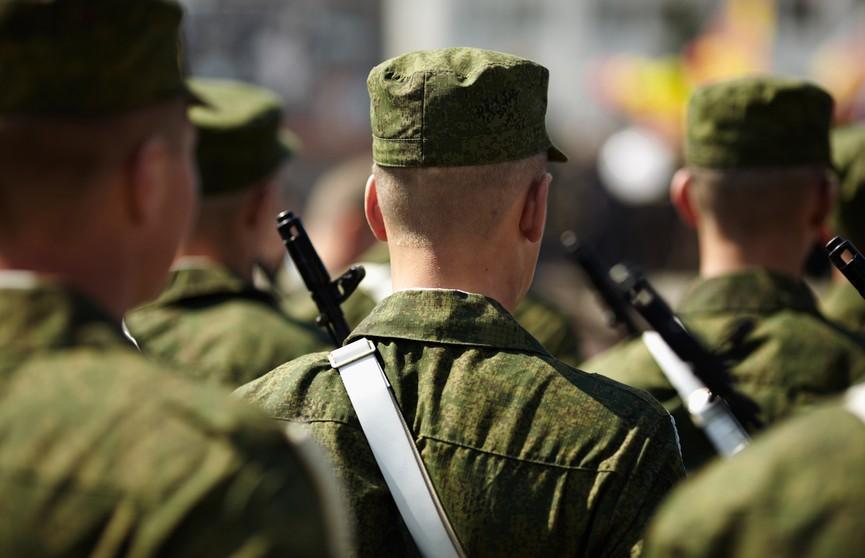 Лучших солдат срочной службы чествовали в северо-западном оперативном командовании