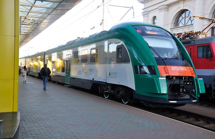 БЖД запустила дополнительный дневной поезд из Минска в Вильнюс
