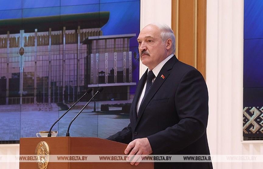 Лукашенко: белорусский народ един в выборе курса на развитие сильной и суверенной страны