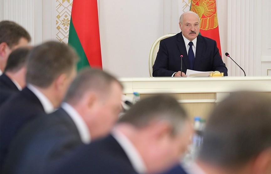 Лукашенко поручил правительству ускорить согласование программы по интеграции с Россией