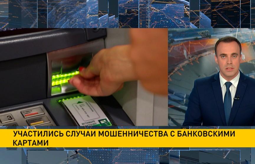 Белорусские банки предупреждают: возросла активность кибермошенников